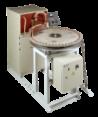 Установка индукционная нагревательная с дисковым механизмом подачи заготовок