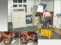 Внедрена установка ПЕТРА-0501 для пайки пакетов роторов