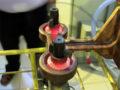 Пайка роторов на индукционной установке ПЕТРА-0501