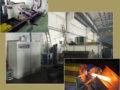 Введена в эксплуатацию индукционная установка для нагрева мерных заготовок
