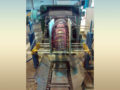 Индукционная установка для производства отводов