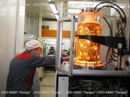 Транзисторный преобразователь частоты ПЕТРА для эпитаксиальной установки ЭПИКВАР
