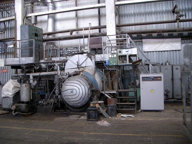 Проведена замена машинного генератора, на ТПЧ ПЕТРА-0115А.