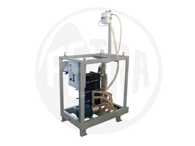 Теплообменные станции ПЕТРА-0350 для охлаждения индукционных установок