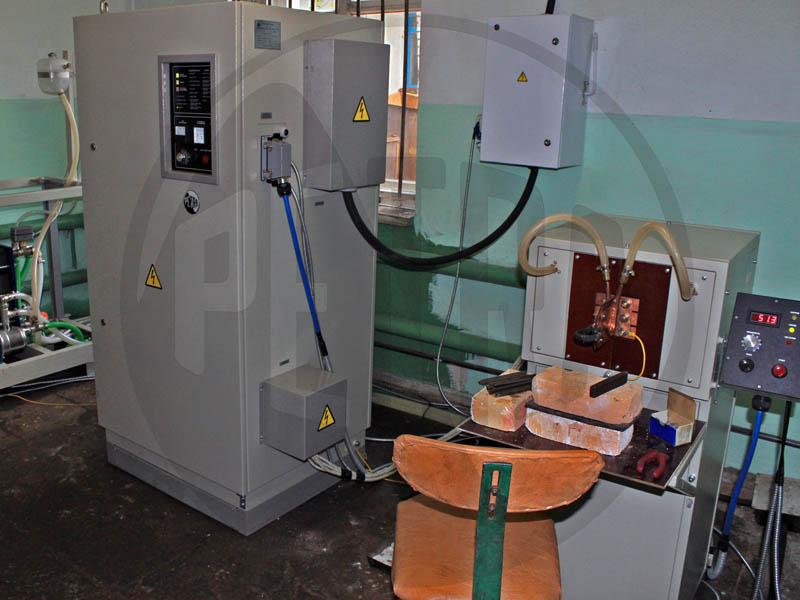 Внедрение технологии индукционной пайки в ООО «Часкомплект»