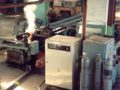 Трубогибочный стан ТГУ-325 с установкой индукционного нагрева на базе преобразователя частоты ПЕТРА-0115А.