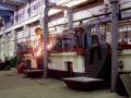Сданы в эксплуатацию две индукционные плавильные установки ИСТ-1/0,8 на ОАО «БЭНЗ».