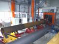 Индукционная установка для нагрева труб 1 МВт