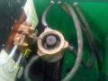 Индукционная установка для ТВЧ-закалки полуосей