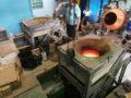 Индукционная плавильная печь ИСТ-0,16 с транзисторным преобразователем частоты ПЕТРА-0132