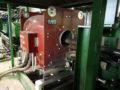 Установка индукционного нагрева труб перед покрытием