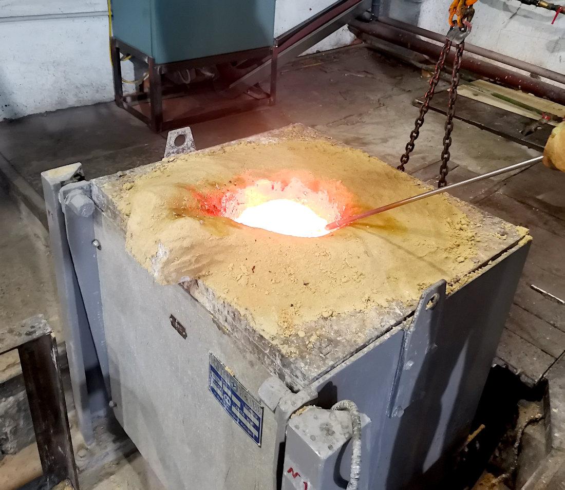 Энергокомплект для индукционной плавильной печи ППИ-0,09