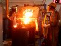 Индукционная плавильная печь 90 кг