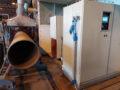 Установка индукционного нагрева труб с транзисторным преобразователем ПЕТРА