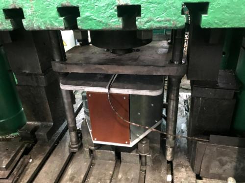 Индукционный нагреватель штампов