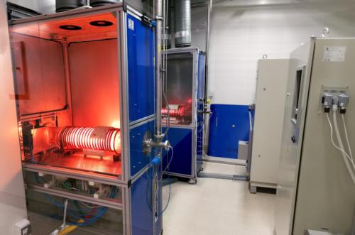 Эпитаксиальная установка транзисторным преобразователем ПЕТРА
