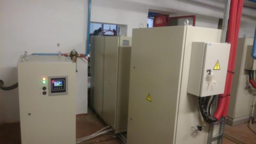 Теплообменная станция