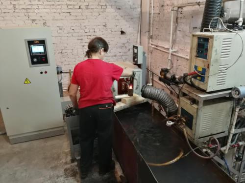 Установка индукционного нагрева ПЕТРА-0501